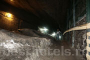 The Salt Mine Cacica